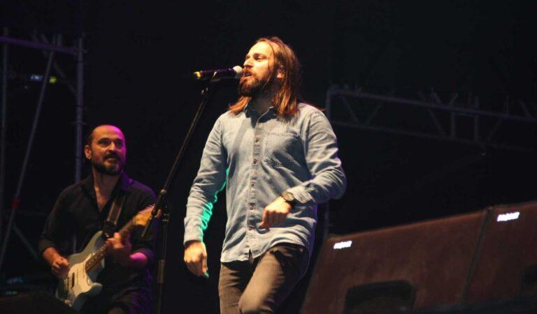Kozlu Müzik Festivali'nde Niyazi Koyuncu, Gazapizm ve Manga sahne aldı